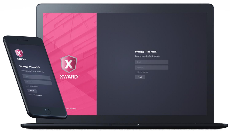 XWARD - Abbattimento furti e taccheggi nei retail